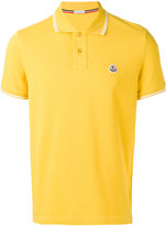 Moncler classic polo shirt - men - Cotton - M