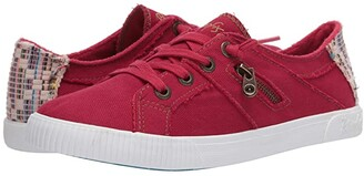 Blowfish Fruit (Dirty Pink Smoked Canvas) Women's Lace up casual Shoes