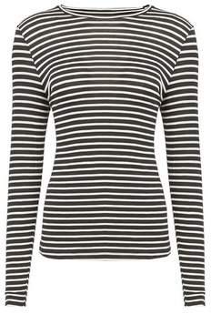Dorothy Perkins Womens **Vero Moda Black Striped Long Sleeve T