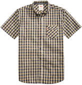 Levi's Men's Poplin Check Shirt