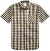 Levi's Men's Poplin Check Shirt