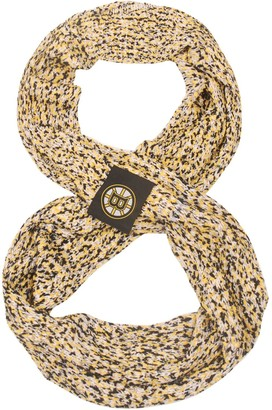 Women's Boston Bruins Chunky Infinity Scarf