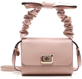 RED Valentino Bow Top Handle Bag