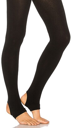 Plush Fleece Lined Stirrup Tights