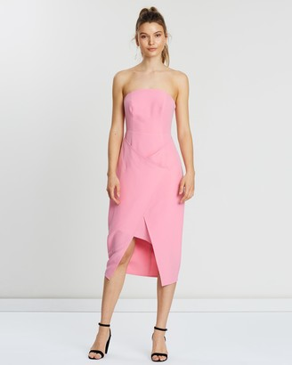 Atmos & Here Nadia Bustier Dress