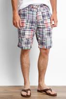 Tailor Vintage Patchwork Walk Shorts