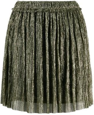 Etoile Isabel Marant Micro Pleated Mini Skirt