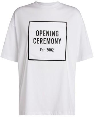 Opening Ceremony Box-Logo T-Shirt