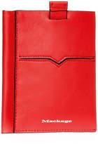 Mackage Vance Leather Passport Sleeve