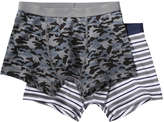 Joe Fresh Kid Boys' Boxer Brief, Print 2 (Size XL)