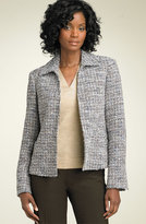Lafayette 148 New York Tweed Jacket