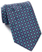 HUGO BOSS Silk Placed Print Tie