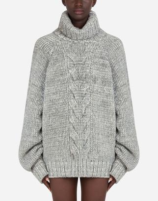 Dolce & Gabbana Turtle-Neck Sweater