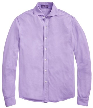 Ralph Lauren Purple Label Button-Down Shirt