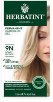 Honey Blonde 9N Herbatint Hair Color by Herbatint (4.5floz Hair Color)