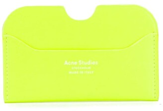 Acne Studios Logo Card Holder