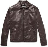 Tomas Maier - Retro Leather Jacket