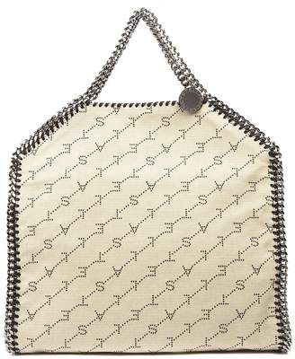 Stella McCartney Folding Sand Falabella 3 Chain Tote Bag