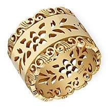Gucci Women's Icon Blooms 18K Yellow Gold Ring