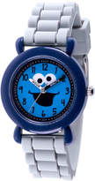 Sesame Street Boys Gray Strap Watch-Wss000029