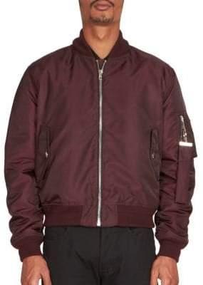 Givenchy Nylon Bomber Jacket