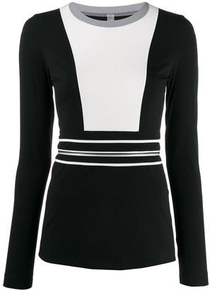 NO KA 'OI Intrigue Long Sleeve Sweater