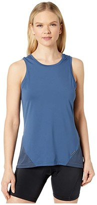 Pearl Izumi Wander Tank (Dark Denim/Navy) Women's Workout