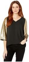 Ariat Cha-Ching Top (Metallic) Women's T Shirt