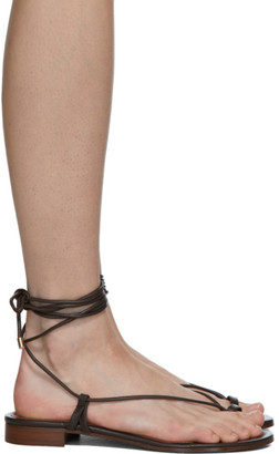 Emme Parsons Brown Ava Sandals