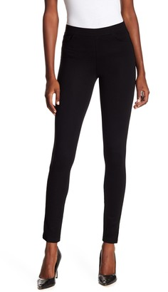 Tractr High Rise Pull On Ponte Pants