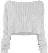Cannes Cropped Jumper
