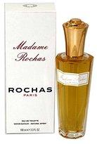 Rochas Madame Perfume by for Women. Eau De Toilette Spray 3.4 Oz / 100 Ml.