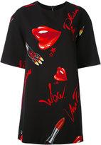 Philipp Plein Pyrus T-shirt dress - women - Polyester/Spandex/Elastane - M
