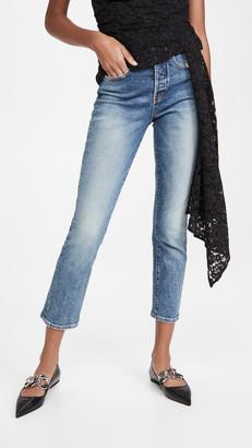 Veronica Beard Jeans Ryleigh Straight Leg Jeans