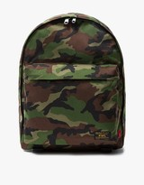 Nylon Cordura Camo Book Bag
