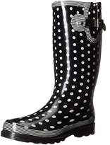 Western Chief Women's Pop Dots Rain Boot
