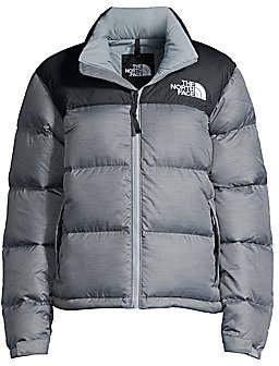 The North Face Women's 1996 Retro Nuptse Relax-Fit Nylon Down Puffer Jacket
