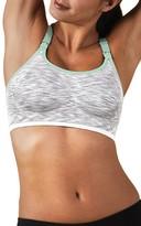 Bravado Maternity Designs Body Silk Seamless Rhythm Nursing Sports Bra
