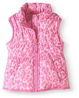 Child of Mine by Carter's Baby Toddler Girl Bubble Vest