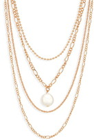 BP Layered Chain Necklace