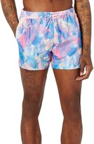 Topman Men's Pastel Swim Trunks