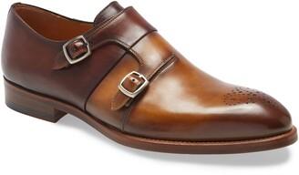 Magnanni Maurici Diversa Monk Strap Shoe