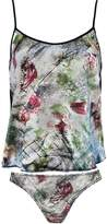 StephieAnn - Rose Camisole & Brief Set