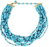 Paul Morelli Multi-Strand Bead Necklace