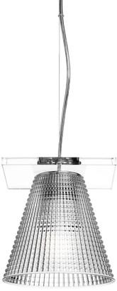 Kartell Light-Air Pendant Lamp - Crystal