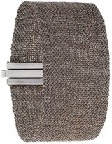 Carolina Bucci 18kt black gold 'Woven' cuff