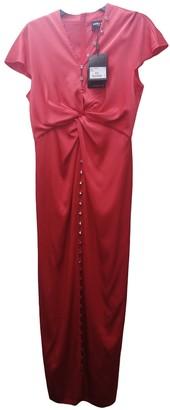 Paule Ka Orange Dress for Women