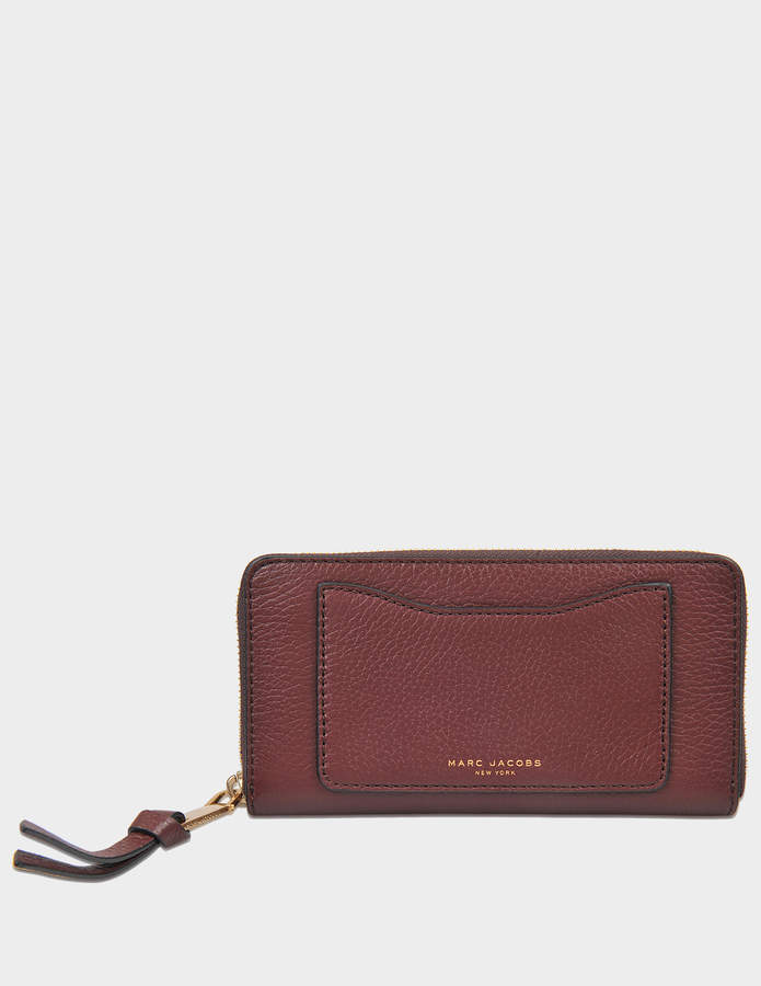 Marc Jacobs Recruit Standard Continental Wallet