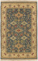 Surya SMK51-1014 Blue Soumek Collection Rug - 10ft X 14ft