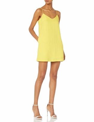 Mara Hoffman Women's Adjustable Spaghetti Strap Mini Dress